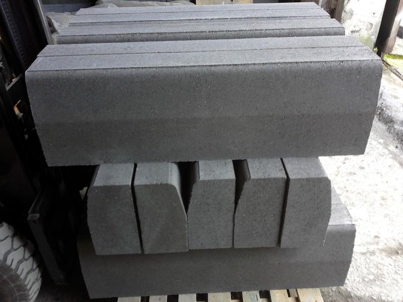 2 Использование бордюрного камня: где и как применяется?
