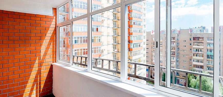 23 Способы остекления балкона