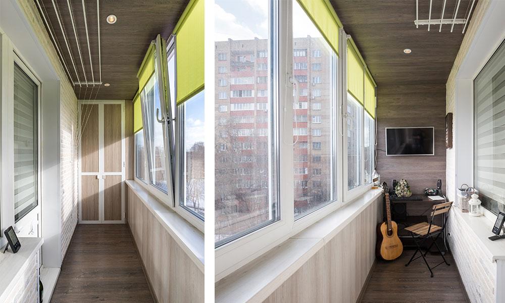 33 Способы остекления балкона