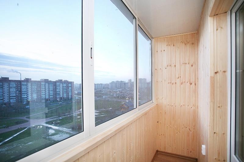 42 Способы остекления балкона