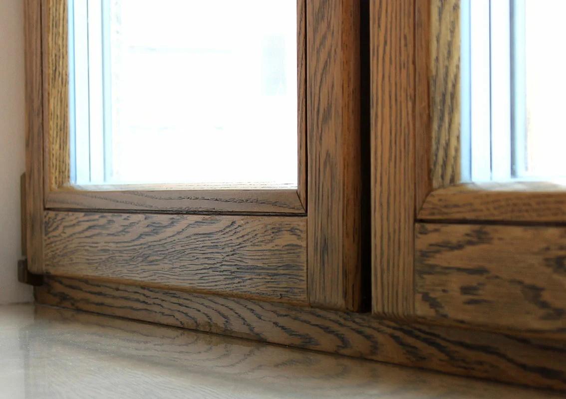 2 Преимущества деревянных окон