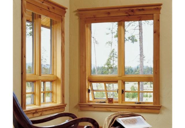 4 Преимущества деревянных окон