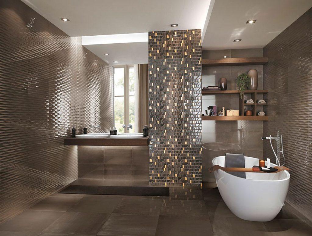 2 Немецкая мозаика в интерьере вашего дома