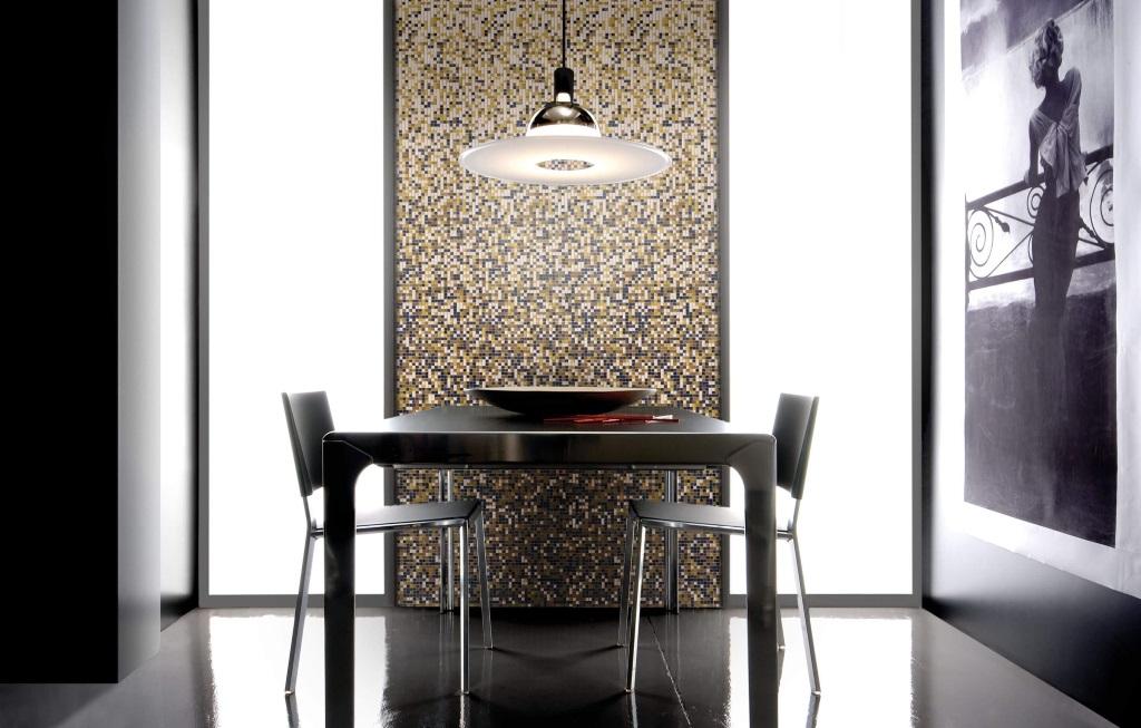 5 Немецкая мозаика в интерьере вашего дома