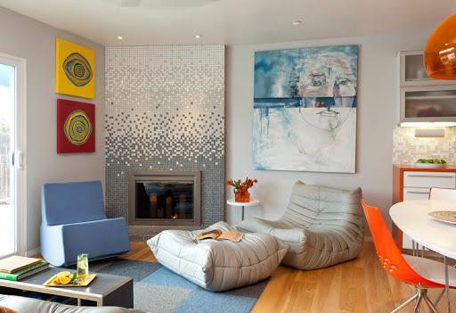 6 Немецкая мозаика в интерьере вашего дома